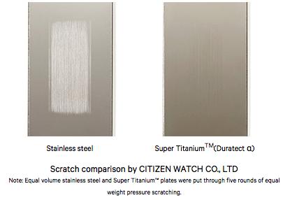 Ocel a Super Titanium v zátěžovém testu