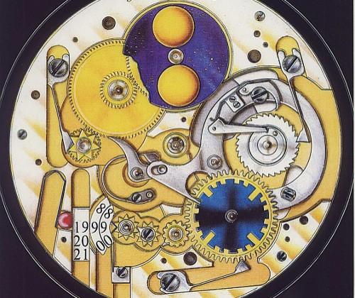 měsíční fáze jako komplikace hodinek - nákres2