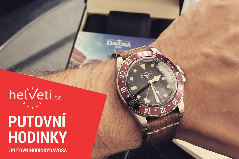 V Helveti.cz opakujeme předchozí nápad putovních hodinek Traser (tzv.  štafetový test) a tentokrát do oběhu mezi zájemce pouštíme hodinky Davosa  Vintage ... d2cd4462b32