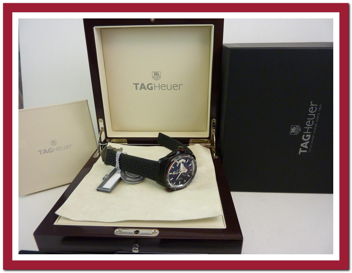 Hodinky Fortis B-42 + Tag Heuer Grand Carrera 36 RS  a6f8d29944